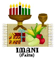 the seventh day of kwanzaa is imani faith ikwanzaa com sm