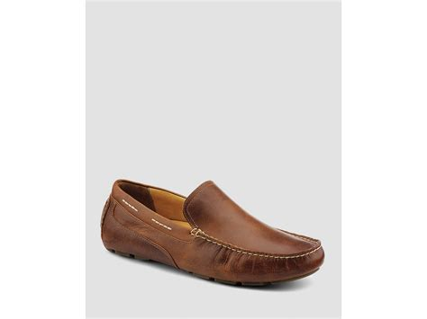 mens gold loafers sperry top sider gold kennebunk asv venetian loafers in