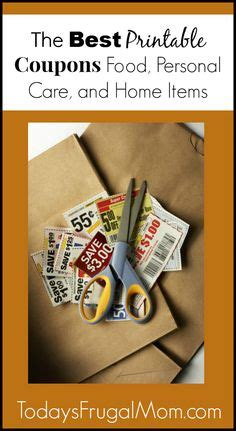 the best printable grocery coupons 1000 images about where to get coupons on pinterest