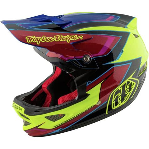 composite helmet design quest troy lee designs d3 composite helmet steep cheap