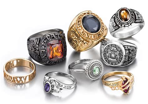 Cost Of Class Ring A M Mba Program by Class Jewelry Jostens College Class Jewelry