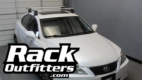 lexus ct200h roof rack lexus is 250 thule rapid traverse silver aeroblade base