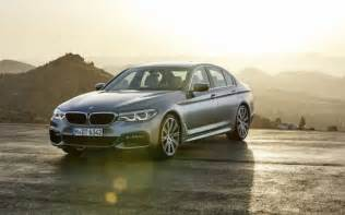 all new bmw 5 series revealed launch in 2017 car india