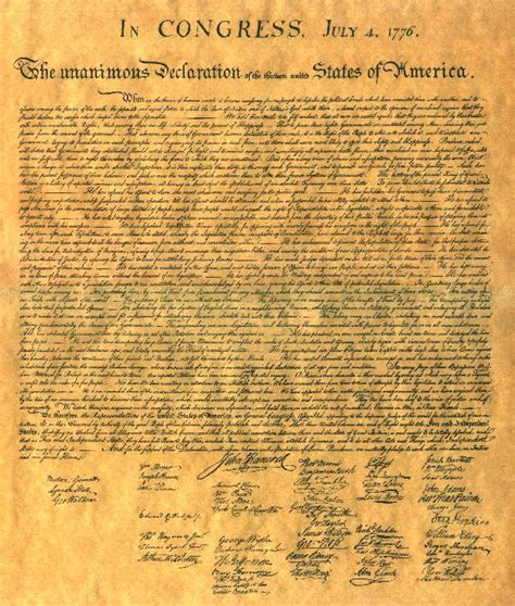 written sections of the declaration of independence c martin travels journey of the declaration part 2