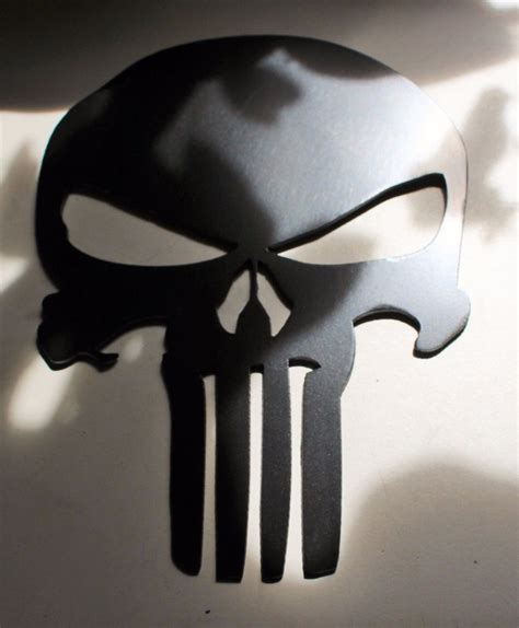 Christian Home Decor Wall Art punisher