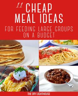 10 dinners for 5 cheap dinner recipes and ideas 5 s day traditions your family will the diy lighthouse