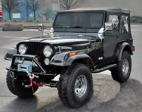 Five Jeep Willys 1977 Jeep Cj 5