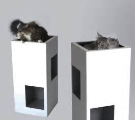cat modern furniture modern cat furniture by misk design