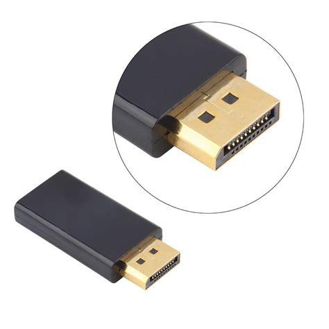 Murah Kabel Display Port Dp Gaming High Quality 1 5m Meter display port dp to hdmi adapter converter adaptor for hdtv