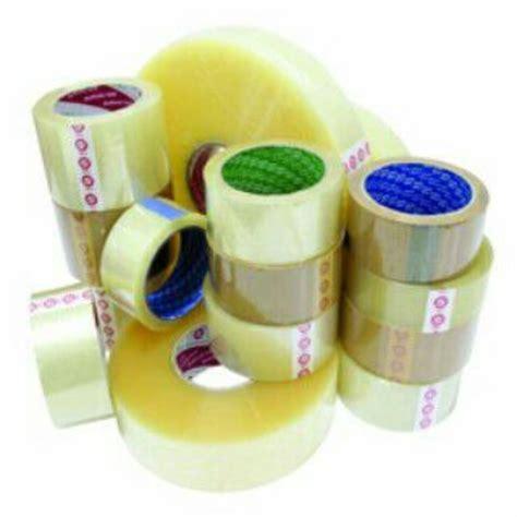 Lakban Fragile Kuning Langka macam macam lakban garansi dan murah
