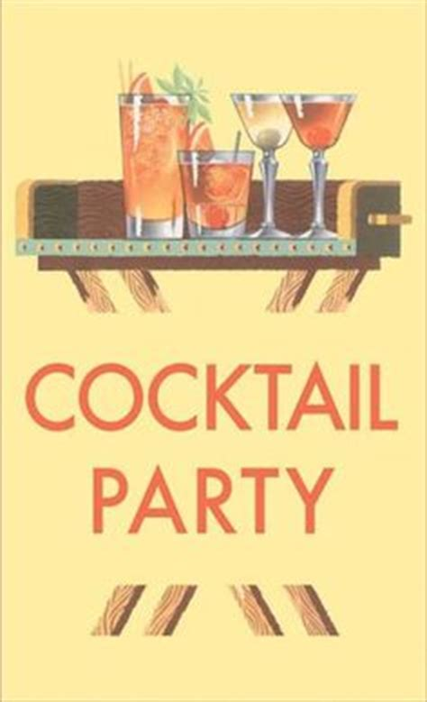 vintage cocktail party poster 1000 images about cocktails and cocktail art on pinterest