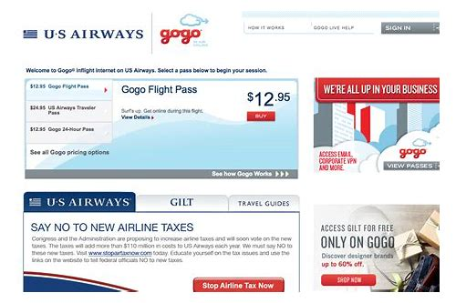 us airways inflight wifi coupon
