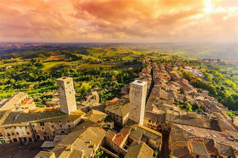 the story of siena and san gimignano classic reprint books san gimignano tour guide siena