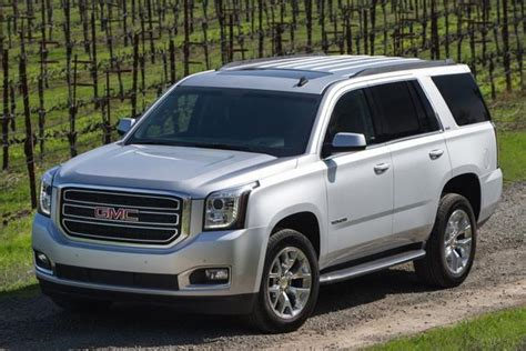 new gmc cars 2015 gmc yukon new car review autotrader