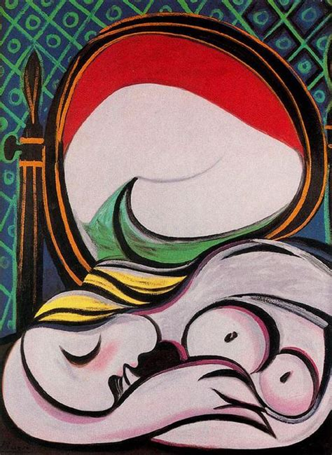 picasso paintings in mirror 18 best images about mirrors and reflections on