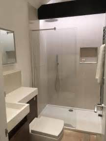 Walk In Shower Enclosures For Small Bathrooms 45 Best Images About Small Bathrooms On Pinterest