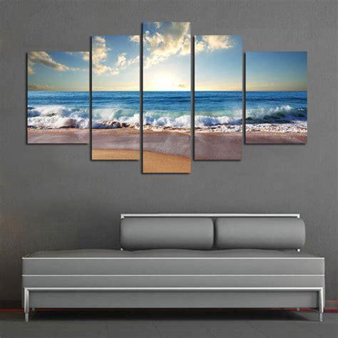 framed large canvas print home decor wall art modern