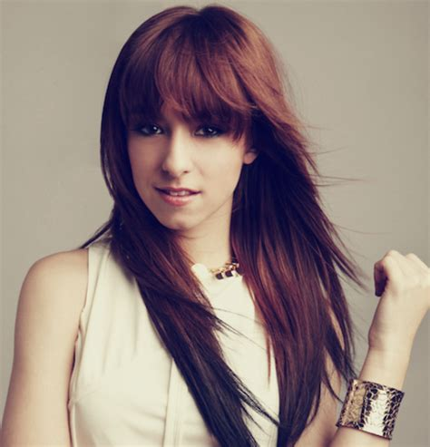 christina grimmie hairstyle pictures critic of music vocal profile and range christina grimmie