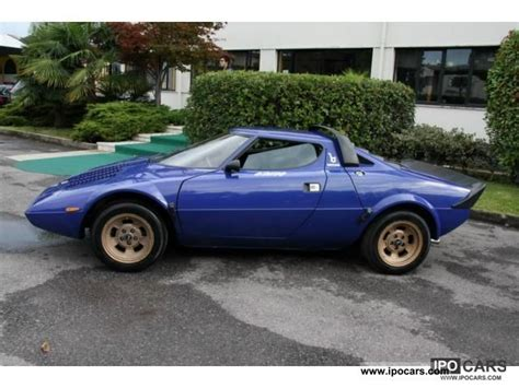 Lancia Stratos Usa Lancia Stratos For Sale Usa Html Autos Weblog