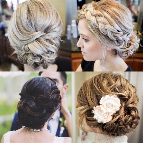 20 Best Wedding Hairstyles 2016   ShePlanet