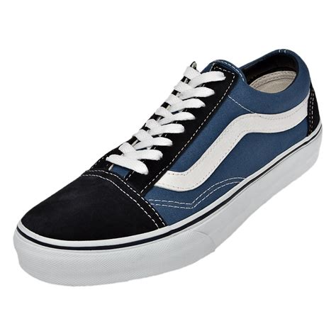 Vans Oldskool Navy Blue Premium school shoes vans premium school sneakers on sale