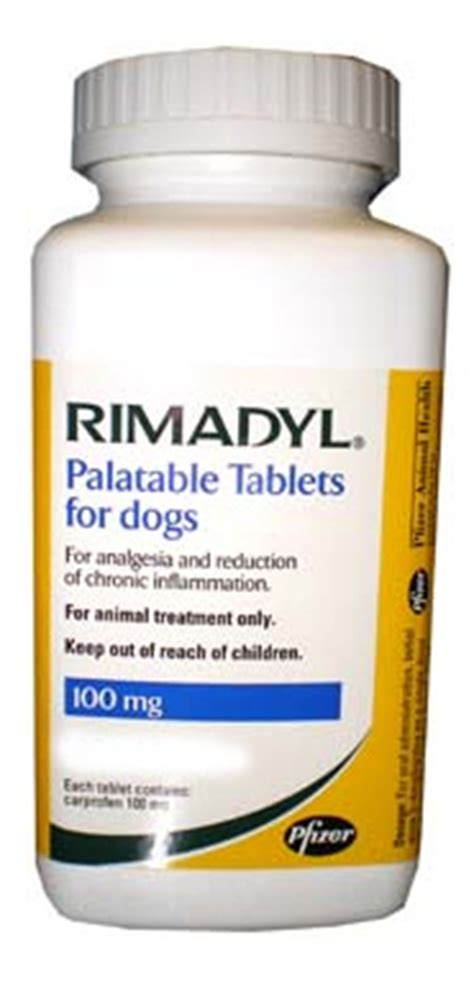 rimadyl 100mg for dogs zoetis rimadyl 100 mg for dogs 20 chewable tablets dietvet