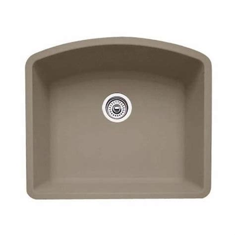 blanco kitchen sinks white gold