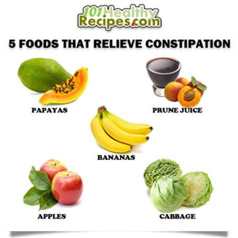 constipation relief 5 foods that relieve constipation ease constipation problem
