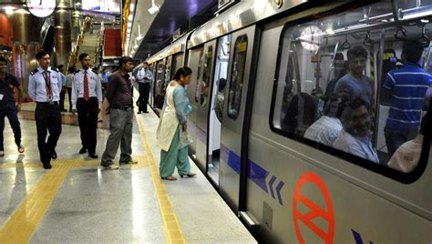 fare hike costs delhi metro three lakh commuters a day the times headline