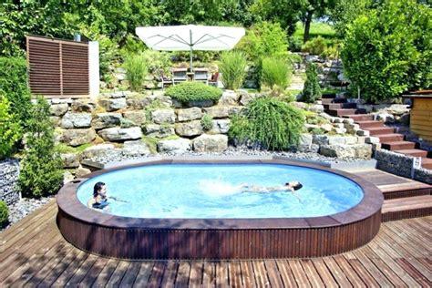 Garten Mit Pool Mieten Stuttgart by Schwimmbad Garten Sunblacks Rundpool Pool Im Garten Selber