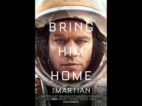 Starman David Bowie Ost The Martian | the martian ost david bowie quot starman quot youtube