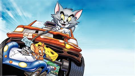 tom  jerry  fast   furry animated action