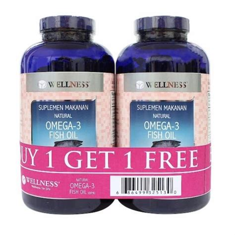 Obat Omega 3 omega 3 wellness suplemen obat fitnes untuk kesehatan