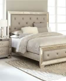 mirrored bedroom furniture set ailey bedroom furniture collection