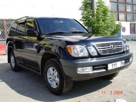 how petrol cars work 1999 lexus lx user handbook 1999 lexus lx470 pictures 4 7l gasoline automatic for sale