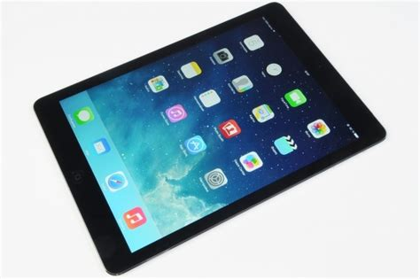 Tablet Apple Tablet Apple review of the tablet apple air