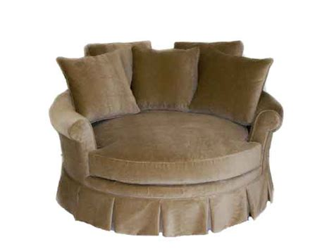 round recliner chair hf 762 big round chair hallman furniture