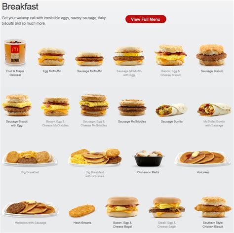 And Janet Plan A Day At Mcdonalds by Image Gallery Mcd S Menu 2015