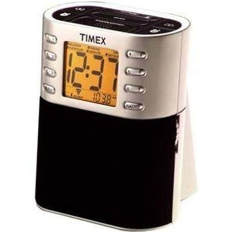 amazoncom timex auto set amfm clock radio  nature