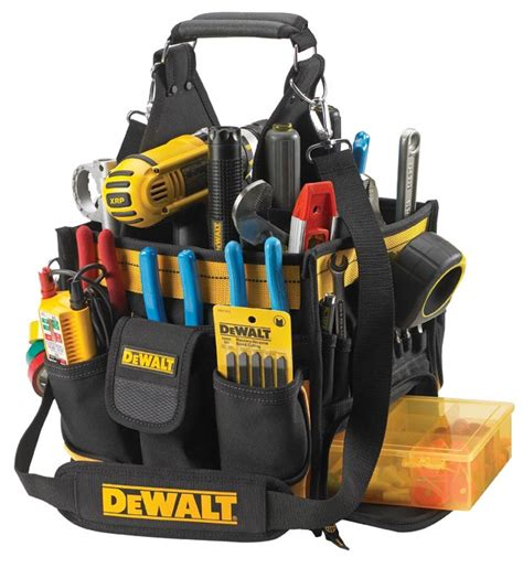 Electrical And Maintenance Tool Carrier Work Gear Pocket Tool Pouch dewalt tool bags dead on hammers maasdam come alongs clc custom leathercraft