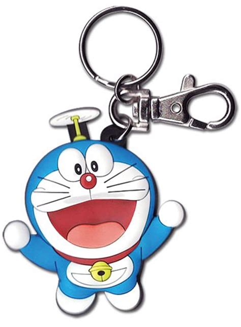 Keychain Doraemon doraemon flying doraemon keychain accessories by ge animation kirin hobby