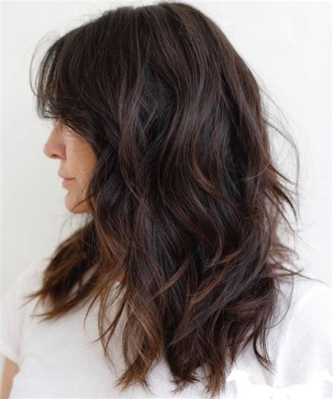 Medium Hairstyles For 60 Thick by 60 Most Beneficial Haircuts For Thick Hair Of Any Length