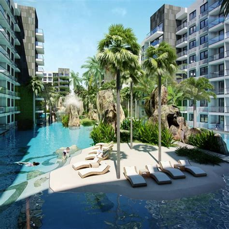 amazon pool amazon residence thai name from 1 560 000 condo in jomtien condo for sale pattaya sc2640