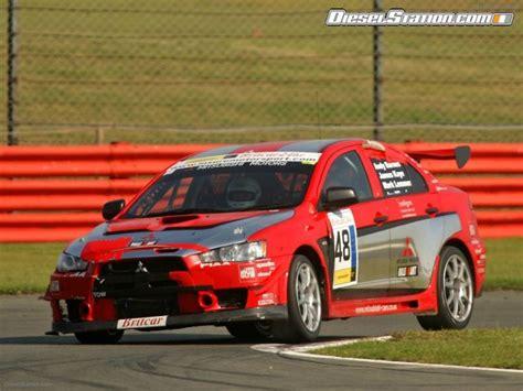 mitsubishi race car mitsubishi evo x race car debut car picture 01 of