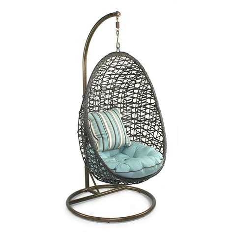 Patio Hanging Chair Outdoor Hanging Egg Chair Gnewsinfo