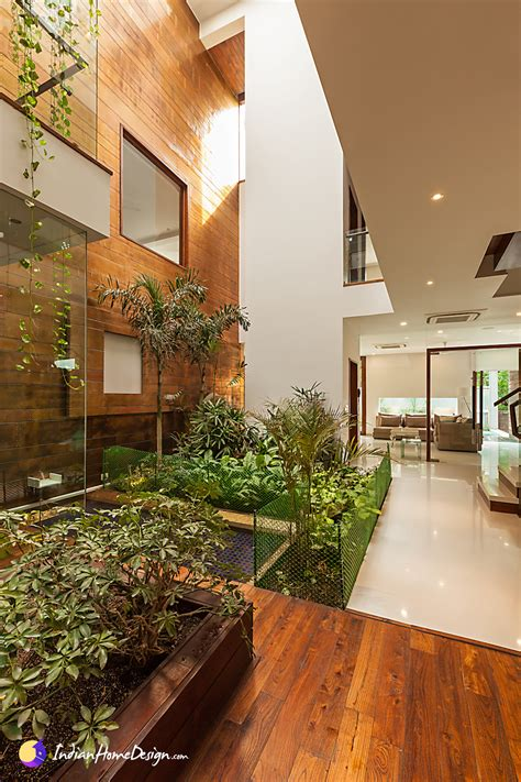 courtyard design by kumar moorthy associates