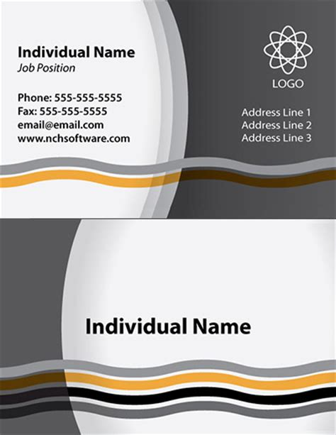 business card maker template free business card templates for cardworks business card maker