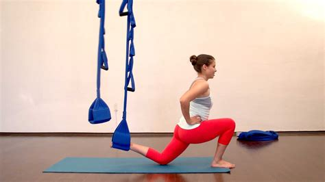 yoga swing workout full body suspension training workout yoga swings