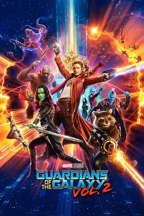 Guardian Of The One guardians of the galaxy vol 2 one sheet poster