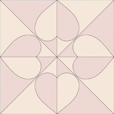 heart pattern block templates quilted pumpkin table runner pattern free quilt pattern